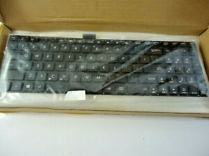 For ASUS X550 BLACK Keyboard Without Frame And Foil MP-12F53US