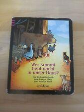 Buch, Babybuch, Kinderbuch, Wer kommt heut Nacht in unser Haus?, arsEdition