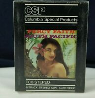 Percy Faith Plays Music From South Pacific 8 Track Tape New NOS Columbia Records