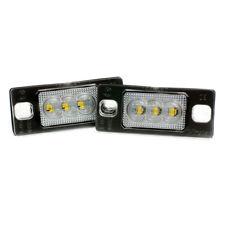 2 X LED Éclairage De Plaque Pour VW Golf Tiguan Caractéristique Xenon-Module