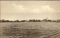 Old Saybrook CT Manor From Water c1910 Postcard