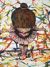 dran Street artist adda gallery official tiens poster