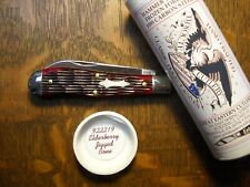 Great Eastern Cutlery Tidioute #92 Eureka Jack Knife flawless Elderberry Bone