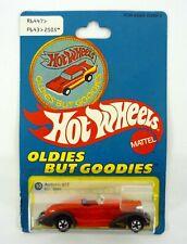 HOT WHEELS AUBURN 852 #2505 Oldies But Goodies Die-cast Car MOC COMPLETE 1997
