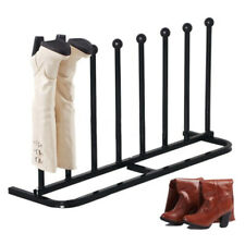Boot Dryer Shoe Rack Storage Wellington Boot Hanger Wellies Welly Holder 4 Pair
