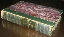 1832, 1st Ed, ISIDORE GEOFFROY SAINT-HILAIRE, HISTOIRE GENERALE DES ANOMALIES