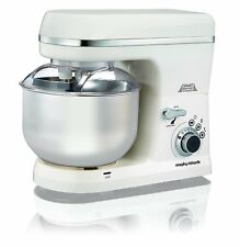 Morphy Richards Total Control 5 L 6 Speed White Stand Mixer 800 W 400015