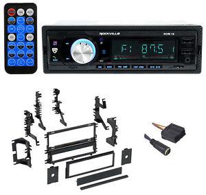 Digital Media Bluetooth MP3/USB/SD Receiver For 2000-04 Mitsubishi Montero Sport