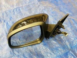 Ford Focus 2008 – 2011 Titanium Electric Wing Mirror N/S Left Black