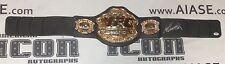 Anthony Pettis Signed UFC Toy Championship Belt PSA/DNA COA Autograph 164 181