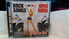 Rock Songs For The Open Road 6 Top Ten Hits! Get Your Motor Running       cd2900