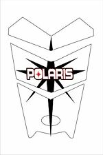 POLARIS HOOD decal GRAPHICS WRAP SWITCHBACK RUSH 800 600 PRO S X AXYS 120 137 17