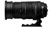 Sigma DG 50-500 mm F/4.5-6.3 APO HSM OS CONV RF Objektiv für Nikon Neu