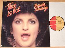 PAMALA STANLEY - This Is Hot  (EMI, D 1979 / LP MINT)