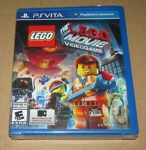 The LEGO Movie Videogame (Sony Vita) Brand New / Fast Shipping