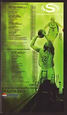 Sacramento State Hornets--2005-06 Basketball Magnet Schedule