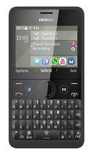 Nokia Asha 210 Nero (Sbloccato) Cellulare