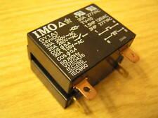 IMO gy1a1 24VDC BOBINA Relè 30Amp 277vac mbc001f