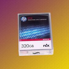HP RDX 320 GB, Q2041A, Data Cartridge, Speichermedium, NEU & OVP