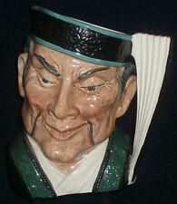 """"""" THE MIKADO """" Royal Doulton - Large Character Jug"""