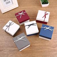 Nice Presentation Gift Box Case For Bracelet Bangle Jewelry Wrist Watch Boxes AU