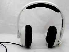 GENUINE Plantronics GameCom X40 Headset, WIRED [white] for XBOX 360