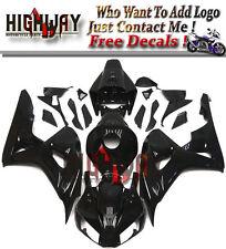 Full Fairings For Honda CBR1000RR 06 07 Plastic Fairing Kit Bodywork Gloss Black