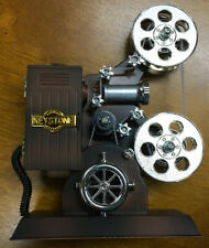 Vintage-Inspired Music Box - Movie Projector