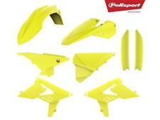 Kit Plastic Polisport Neon Yellow Beta RR 400/450/498 2013 2014