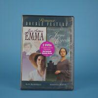 Jane Austen's Emma - Charlotte Bronte's Jane Eyre - Double Feature DVD - SEALED