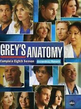 Grey's Anatomy: The Complete Eighth Season [New DVD] Boxed Set, Subtitled, Wid