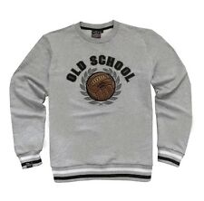 OLD SCHOOL SWEATSHIRT JUMPER (Cass Pennant Collection) BY HAWKINS & JOSEPH