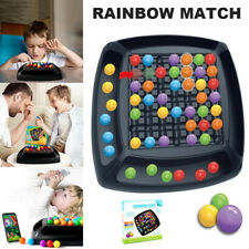 Rainbow Ball Elimination Game Rainbow Puzzle Magic Chess Toys Kit for Kid Adult