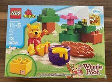 *NEW* LEGO 5945 Disney Winnie's Picnic POOH Bread Honey Bee *Damaged Box*