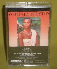 Whitney Houston Self Titled 1985 ARISTA BRAND NEW Cassette