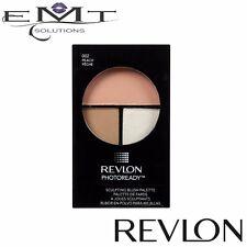 Revlon Photoready Sculpting Blush Palette - Peach 002 - Free Shipping - New