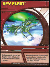 Bakugan Battle Brawlers Red Ability Card Spy Plain (Altair) BA658 28/48q