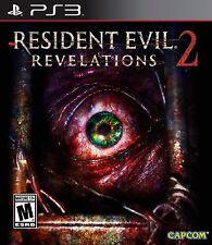 NEW Resident Evil: Revelations 2 (Sony Playstation 3, 2015)