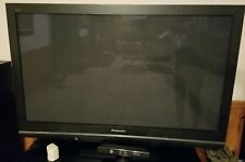 "55"" Panasonic Viera Plasma Tv, w/pedestal, 720p, instructions and remote control"