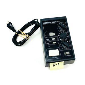 Saunders LPL ET-500 Digital Enlarging Timer for Darkroom Photography 120VAC