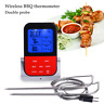 Digital Wireless Barbecue BBQ Meat Thermometer Remote Grill Cooking Probe HOT