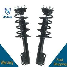 FRONT 2 COMPLETE STRUT COIL ASSEMBLY Fit FOR 2013-16 Ford Taurus SE SEL