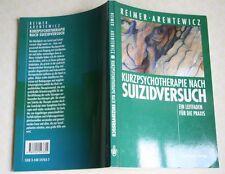 Reimer, Arentewicz Kurzpsyhologie nach Suizidversuch Springer