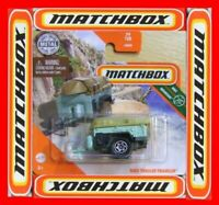 MATCHBOX 2020     MBX TRAILER TRAWLER   79/100   NEU&OVP