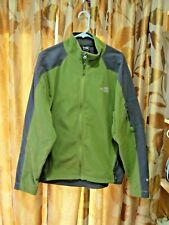 TNF THE NORTH FACE Windwall Thermal Green Jacket ~ Men's LARGE