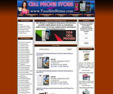 Established Cell Phone Mobile Online Business Website For Sale