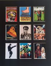 """MONTY PYTHON PROGRAMME 14"""" BY 11"""" LP PICTURE MOUNTED READY TO FRAME"""