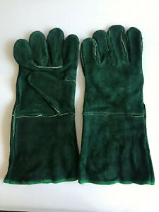 Gardening Leather Long Gloves