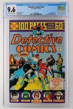 Detective Comics #443 -NEAR MINT- CGC 9.6 NM+ DC 1974 - Batman! 100 Pg. Issue!