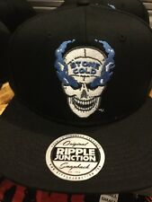 WWE Stone Cold Smoking Skull SnapBack Hat. Brand New. One Size Fits All